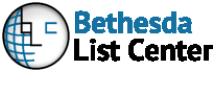 Bethesda List Center Logo
